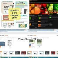 En el editor de plantillas de Blogger puedes elegir la plantilla para tu Blog