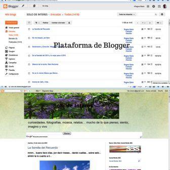 Es una de plataformas desde las que puedes admisnitrar tu Blog