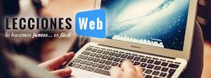 Lecciones Web, lo hacemos juntos... es fácil