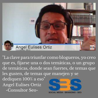 consejo para para triunfar como blogueros de Angel Eulises Ortiz