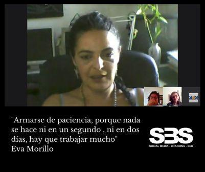 Armarse de paciencia, Eva Morillo