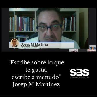 Josep que escriban